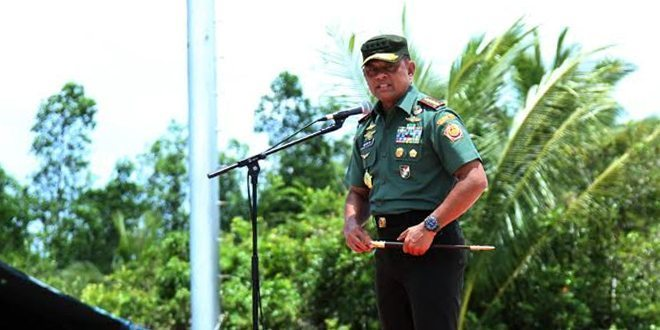 Panglima TNI : Dipundakmu Adalah Bangsa Indonesia