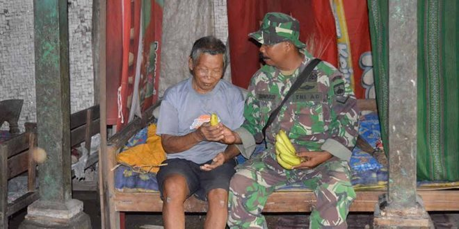 Ini 5 RTLH Yang Akan Dibedah TNI di TMMD Kodim Demak