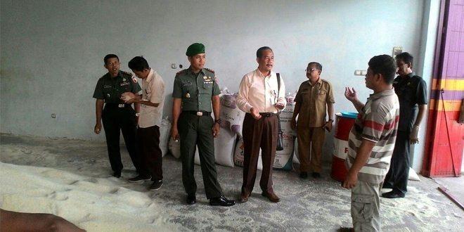 Upaya Dandim Kediri dalam Dongkrak Serapan Beras oleh Bulog