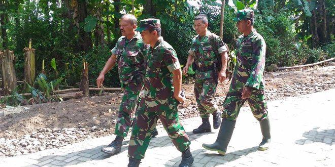 Dandim 0732/Sleman Tinjau Lokasi Pra TMMD Di Desa Margoagung