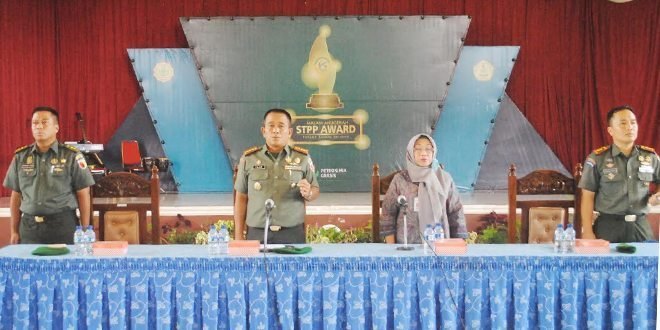 TNI Bersama STPP Malang Menuju Percepatan Swasembada Pangan Nasional