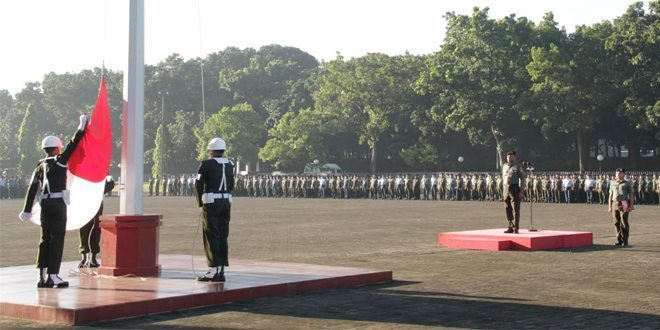 Panglima TNI : Prajurit TNI Hindari Narkoba, Peka dan Waspada Radikalisme serta Terorisme