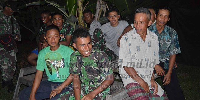 Tidak Ada Jarak Antara Trengguli Dan Papua Dalam TMMD