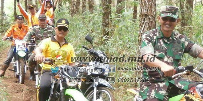 Patroli Mencegah Perburuan Satwa Liar Di Batang