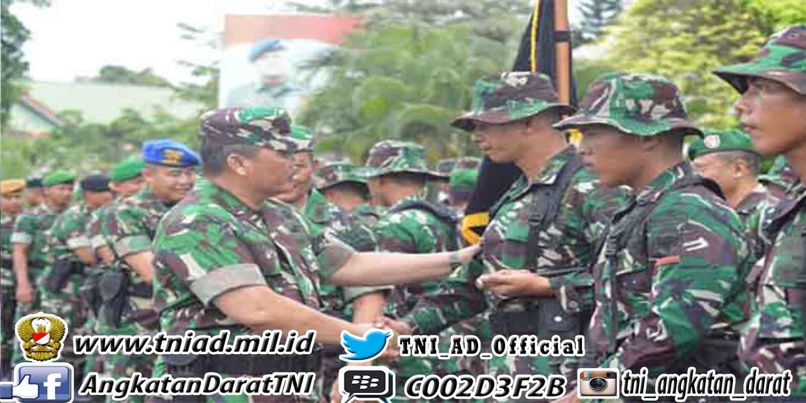 Yonif 111 Raider Duta Ton Tangkas