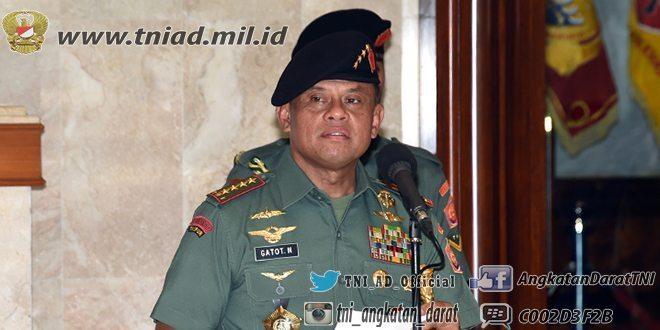 Panglima TNI : Prioritas Utama Bangun Pulau Terluar