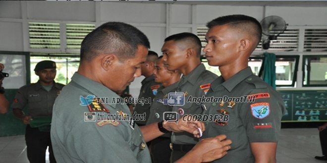 Rindam XII/Tpr Gelar Berbagai Kursus Multi Korps