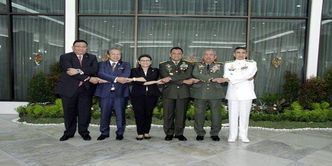Panglima TNI : Patroli Terkoordinasi Akan Diatur Dalam SOP