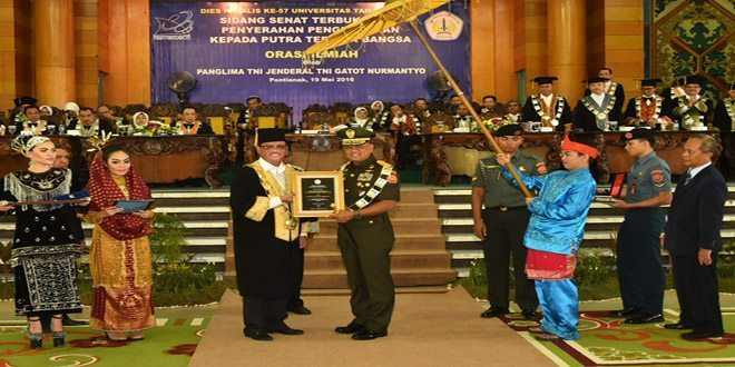 Panglima TNI : Kunci Paling Penting Adalah Menumbuhkan Kesadaran