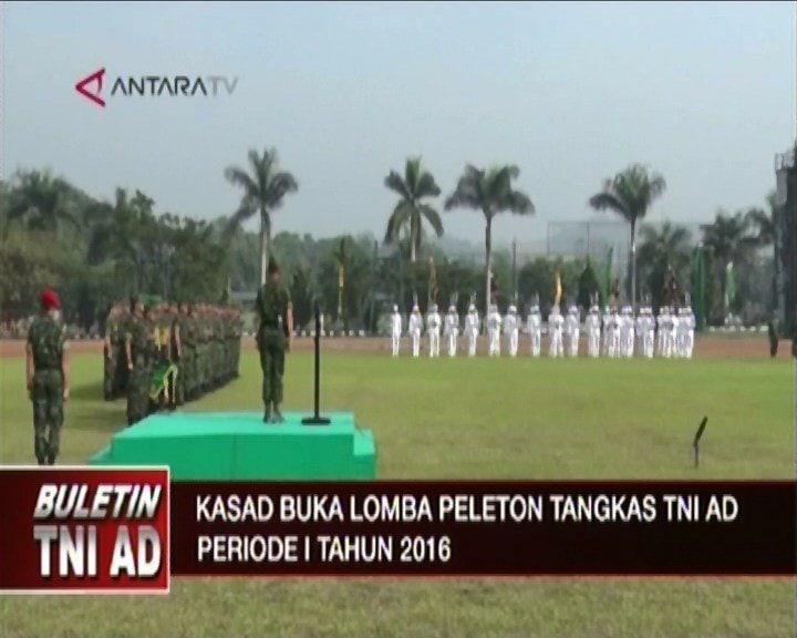 Buletin TNI AD Episode 94 (Tanggal 30 Mei 2016)