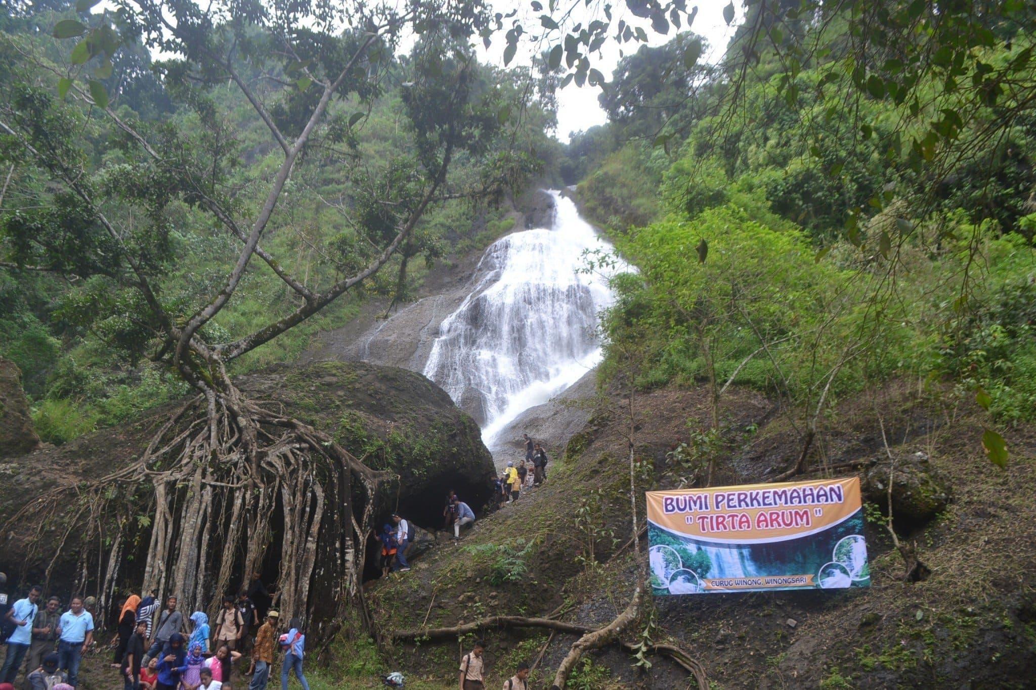 Dukung Pembenahan Objek Wisata Desa, Kodim 0707 Siap Bantu Jual Wonosobo