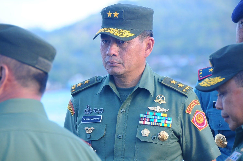 TNI Antisipasi Berkembangnya Paham Komunisme
