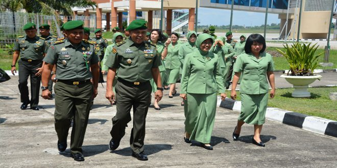 Brigjen TNI Marga Taufiq, S.H., M.H., Jabat Kasdam II/Swj