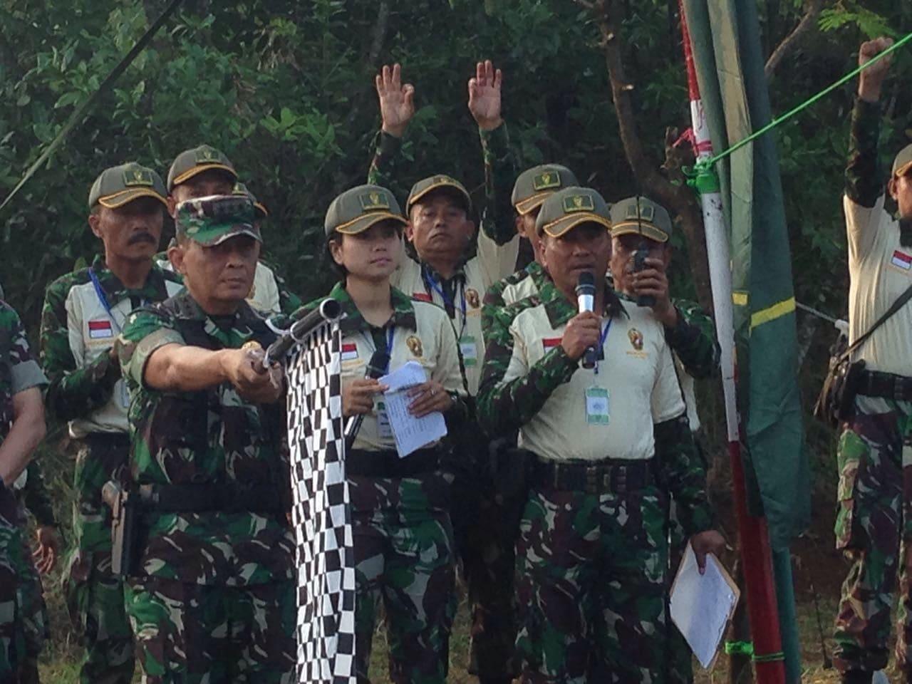15 Kontingen Lomba Ton Tangkas Ikuti Lomba Lintas Medan