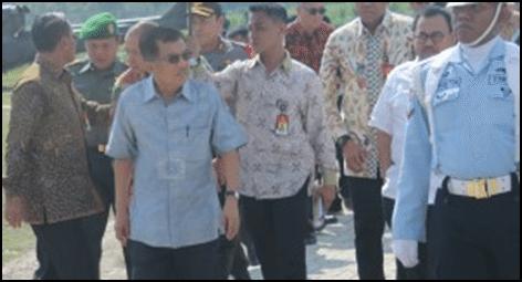 Direncanakan, Wapres RI, Pimpin Apel Akbar Bela Negara, di Bojonegoro