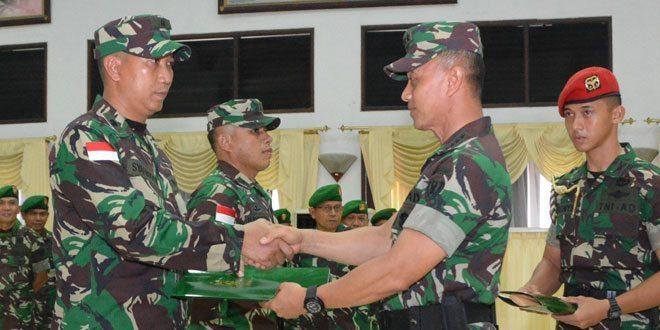 Kasad Terima Tim AASAM TNI AD