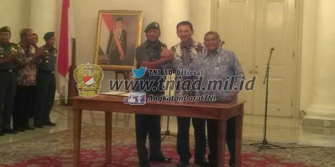 Pangdam Jaya Tandatangani Nota Kesepakatan Bersama Gubernur DKI Jakarta