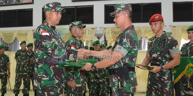 Kasad : Juara Umum di Lomba AASAM, Bukti TNI AD Sebagai Tentara Profesional dan Tangguh