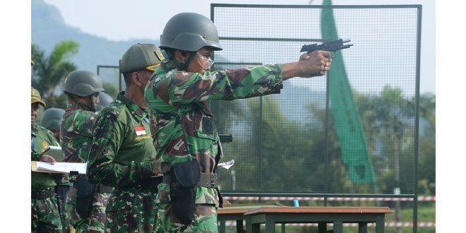 Galeri Foto Lomba Menembak Pistol