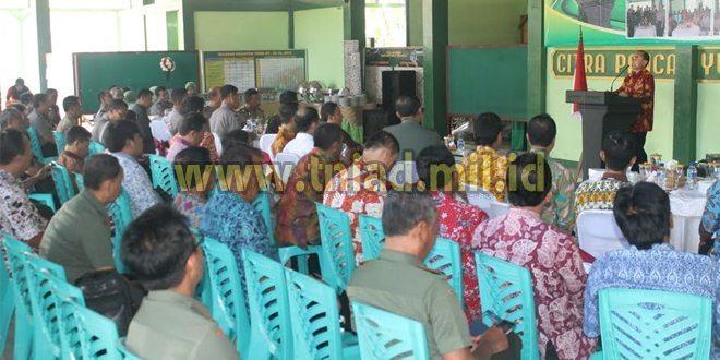 Tingkatkan Sinergitas, Dandim 0813 Bojonegoro Gelar Silaturahmi Dengan Aparatur Pemerintah
