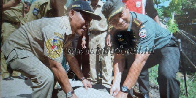 Kunker Danrem 162/WB Ke Kabupaten Sumbawa