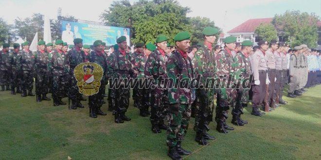 Upacara Harkitnas, Hardiknas Dan Bulan Bhakti Gotong Royong Masyarakat di Kab. Pacitan