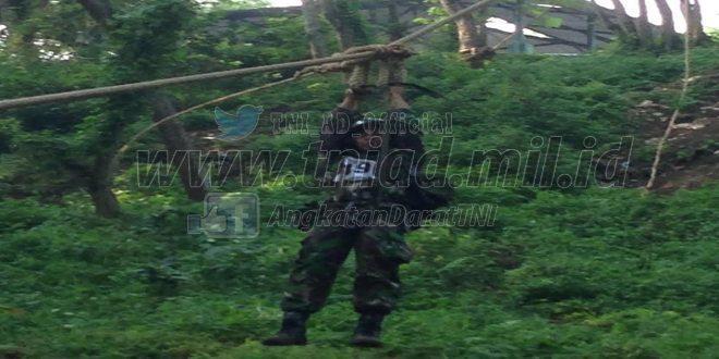 Hari Keenam Pelaksanaan Perlombaan Peleton Tangkas TNI AD