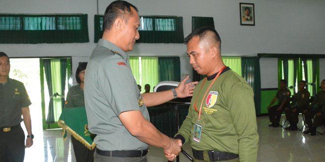 Pangdam V/Brawijaya Buka Kegiatan Pembinaan Ketahanan Di Wilayah Kotama Ops TNI TA. 2016