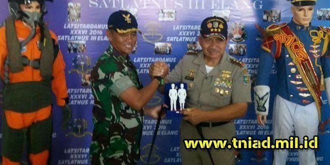 Gubernur IPDN Kunjungi Latsitardanus XXXVI Th 2016 Di Propinsi Kepulauan Bangka Belitung