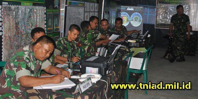 Kodim 0804/Magetan Siap Membantu Pemerintah Daerah