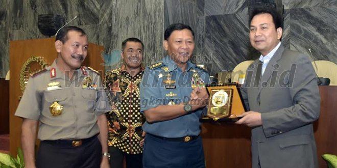 Panglima TNI : Teroris Adalah Kejahatan Lintas Negara