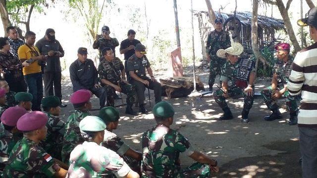 Panglima TNI Kunjungi Pulau Ndana Rote