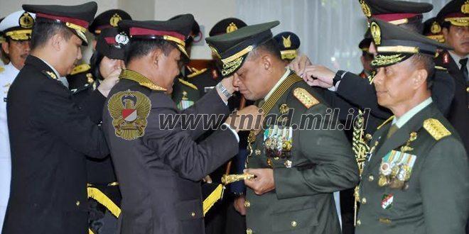Panglima TNI : Penganugerahan Bintang Ini Untuk Seluruh Prajurit TNI
