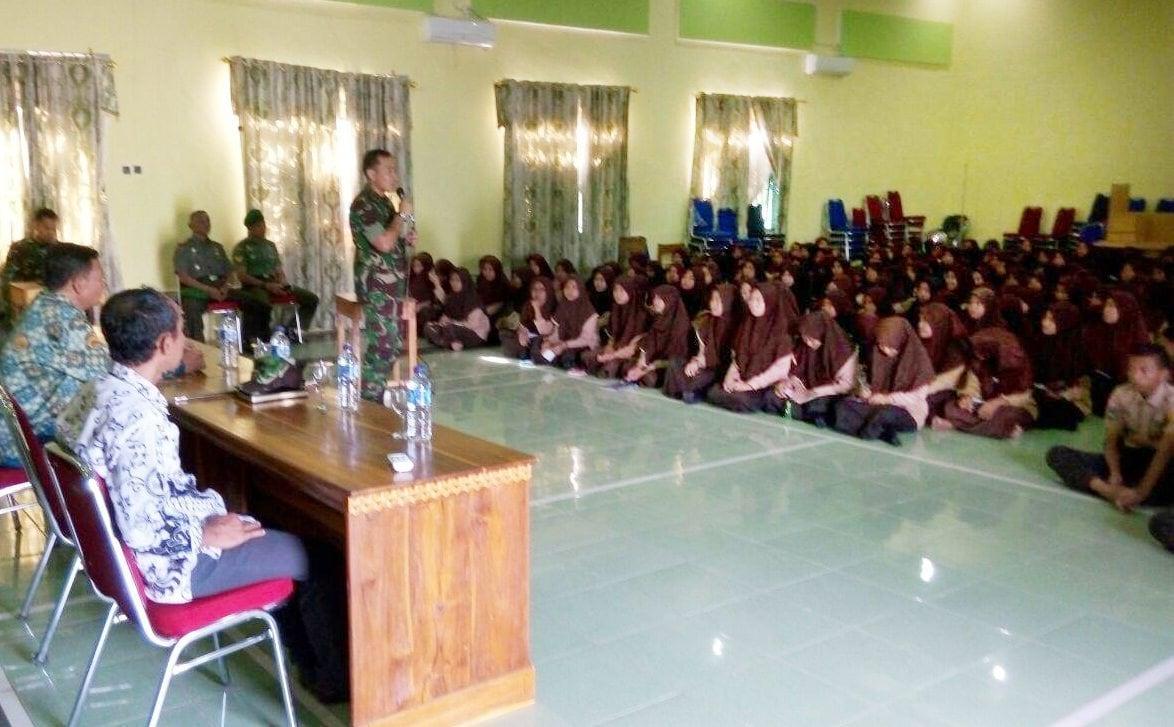 Dandim 1402/Polmas: Indonesia di Tangan Pemuda