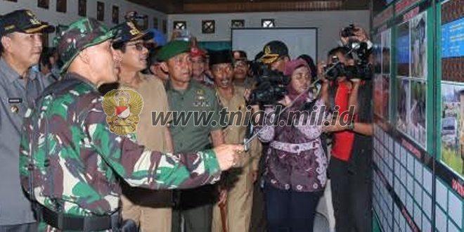 Kemanunggalan TNI Dengan Rakyat Salah Satu Pilar Untuk Tetap Tegaknya NKRI