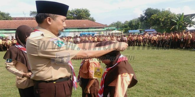 Pembukaan Indonesia Scouts Challenge Tahun 2016 Di Ponorogo