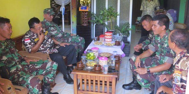 Silaturahmi Temu Kangen FKPPI Brebes Wilayah Selatan Dengan Dandim 0713/Brebes