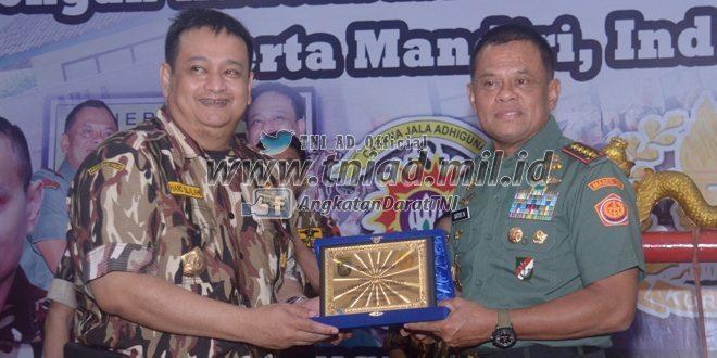 Panglima TNI Buka Takorna Angkatan XIV FKPPI