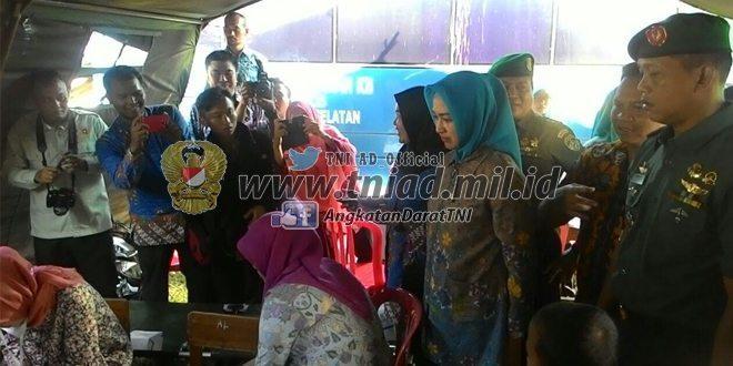 Kodim 0506/Tgr dan Pemkot Tangerang Selatan Mengadakan TMKK TA.2016
