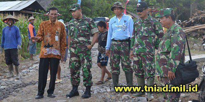 Keberhasilan TMMD Merupakan Kerjasama TNI dan Rakyat
