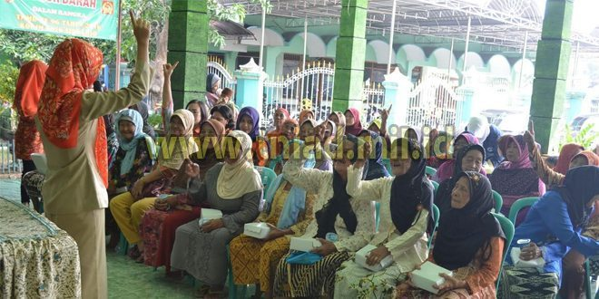 Kegiatan Non Fisik TMMD Ke 96 TA. 2016 di Desa Keret Kec. Krembung – Sidoarjo