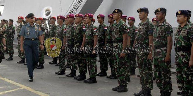 Waasops Panglima TNI: TNI Dapat Apresiasi Dari Negara Brunai Dan Singapura