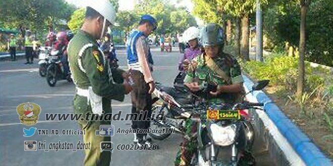 Operasi Gaktib Gabungan TNI-polri Di Wilayah Kabupaten Ngawi