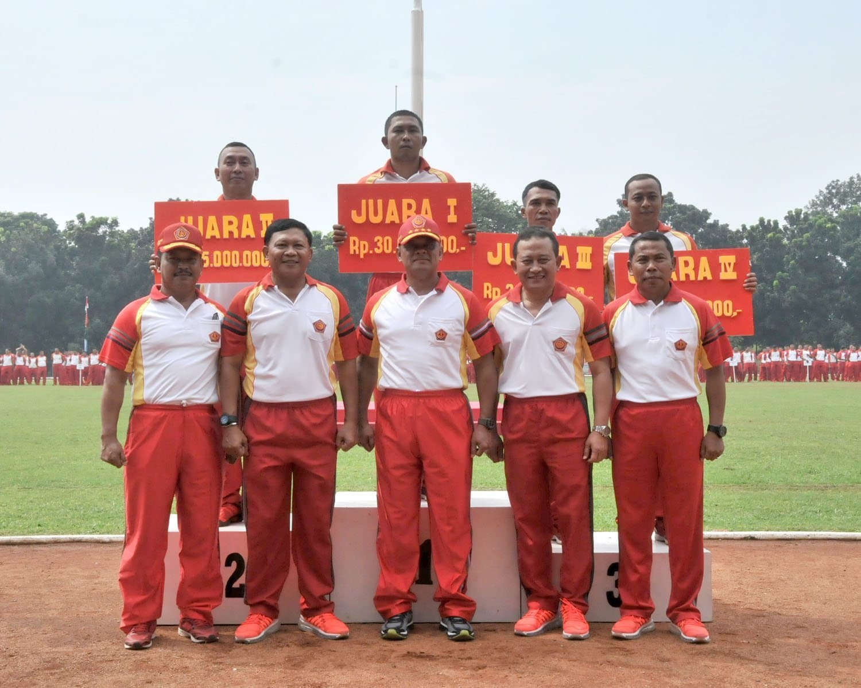 Panglima TNI : Pembinaan Sepak Bola Untuk Menyiapkan Atlet PS TNI