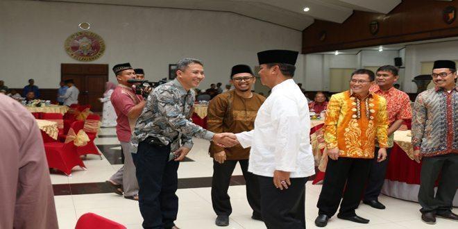 Pangdam Buka Bersama SKK Migas Wilayah Perwakilan Kalimantan dan Sulawesi
