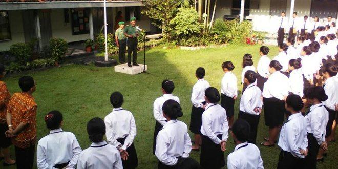 Masuki Tahun Ajaran Baru TNI Siapkan KBN