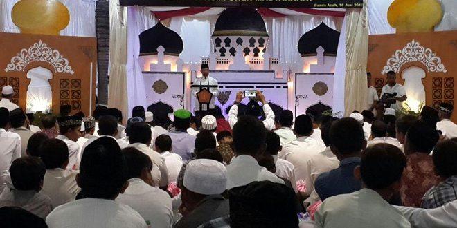 Panglima TNI : Saya Gembira dan Bahagia, Sesama Prajurit dan Aparat Kompak di Aceh