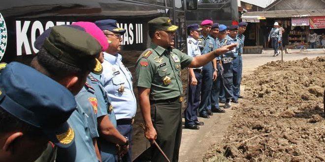 Panglima TNI : Konsisten Perhatikan Kesejahteraan, Bangun 234 Unit Rumah Prajurit
