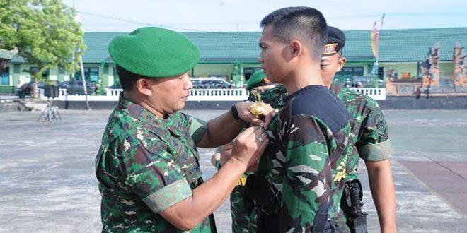 Kodam IX/Udayana Menggelar Pelatihan Kader Bela Negara Tersebar