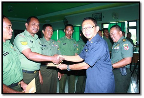 STMIK Jenderal A.Yani Mempermudah Bagi Keluarga Besar TNI Angkatan Darat